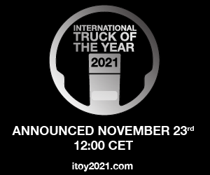 banner international truck of the year